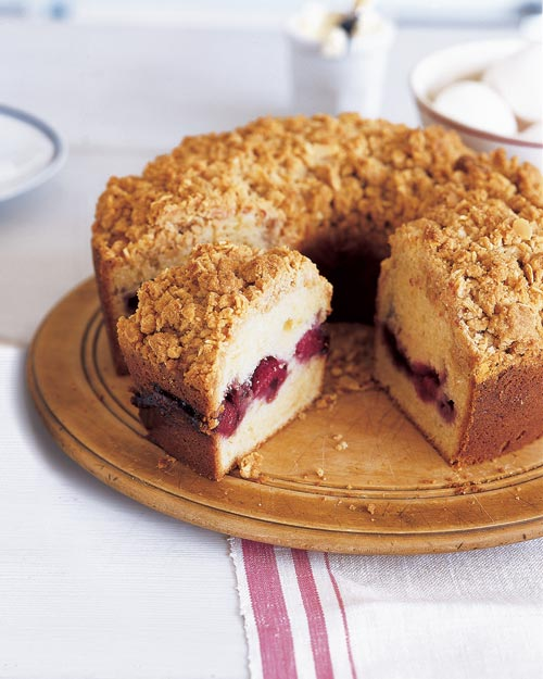 Berry Good Coffee Cake Recipes — Dishmaps